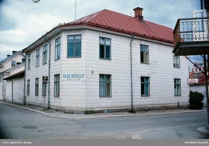 Lilla Hotellet Nora 1971