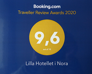 Rating Lilla hotellet Nora Booking